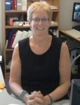 Jane Lawrence, Administrative Assistant